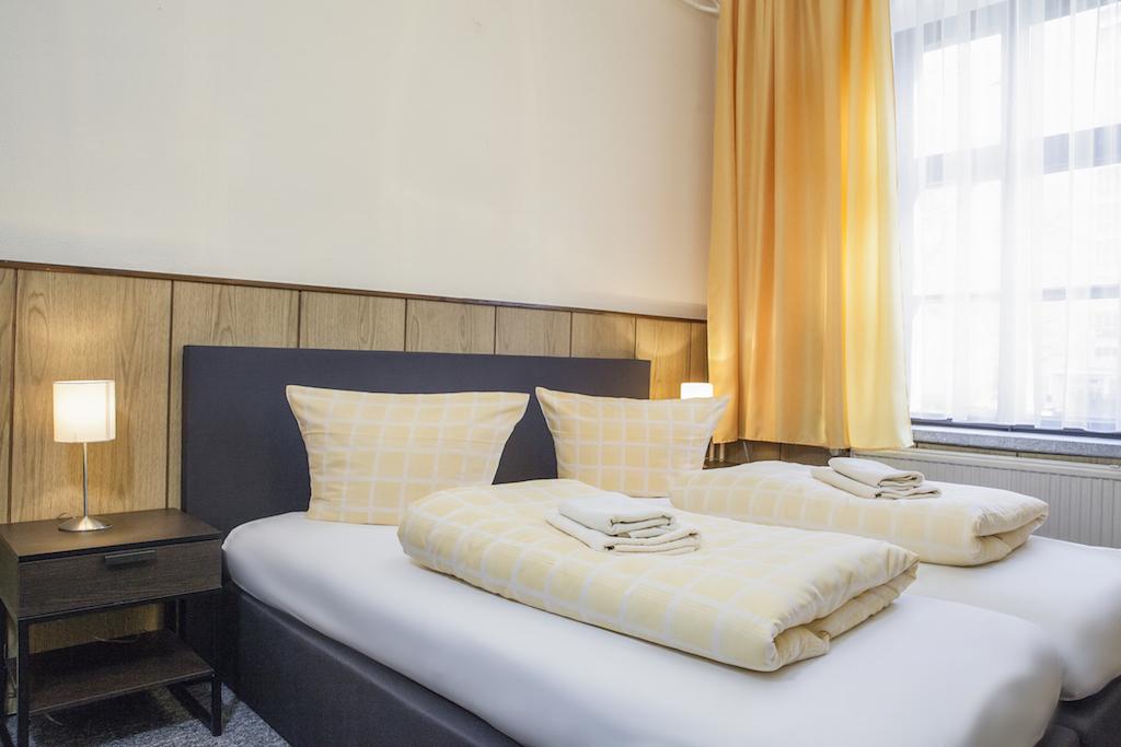 Double room in Hotel Am Anger Berlin Lichtenberg