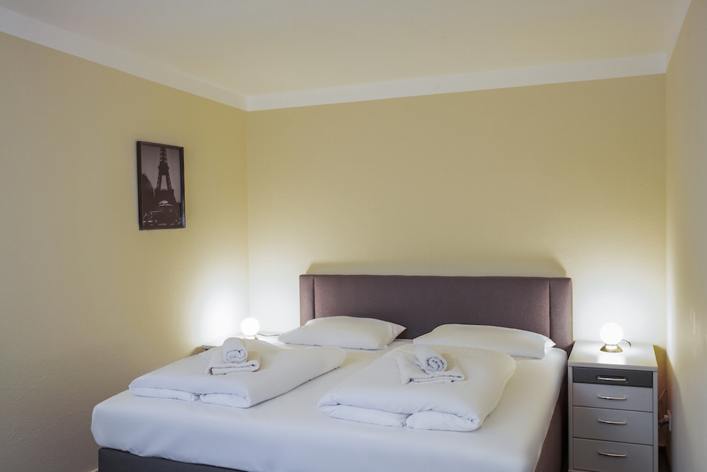 Holiday home with two rooms in Berlin Lichtenberg