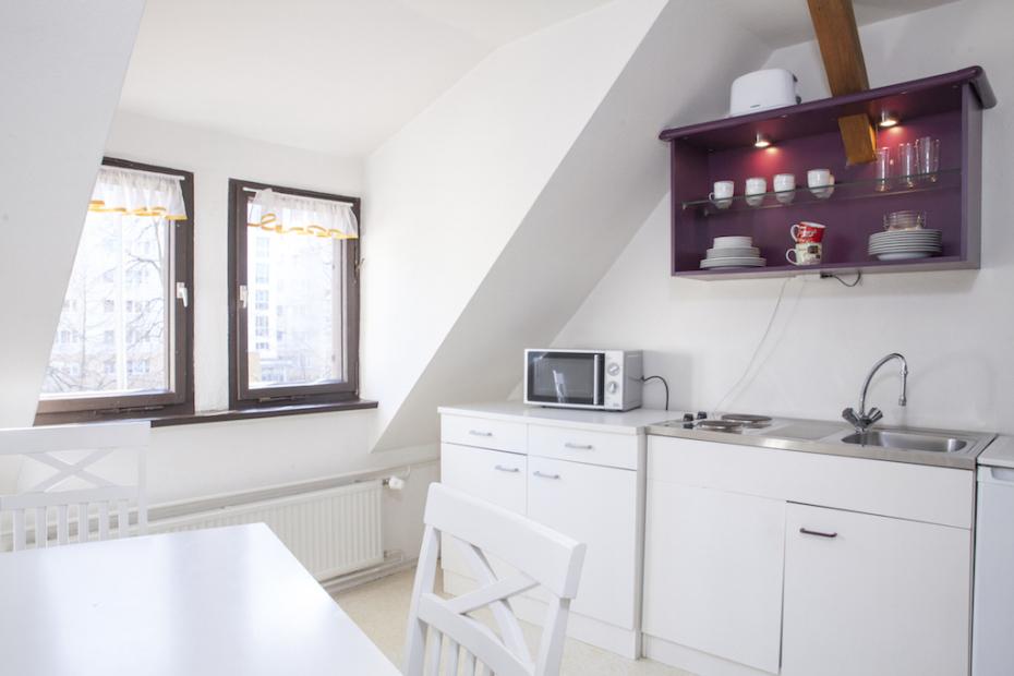 Berlin Küche wonderful apartment for holidays in berlin lichtenberg pension am